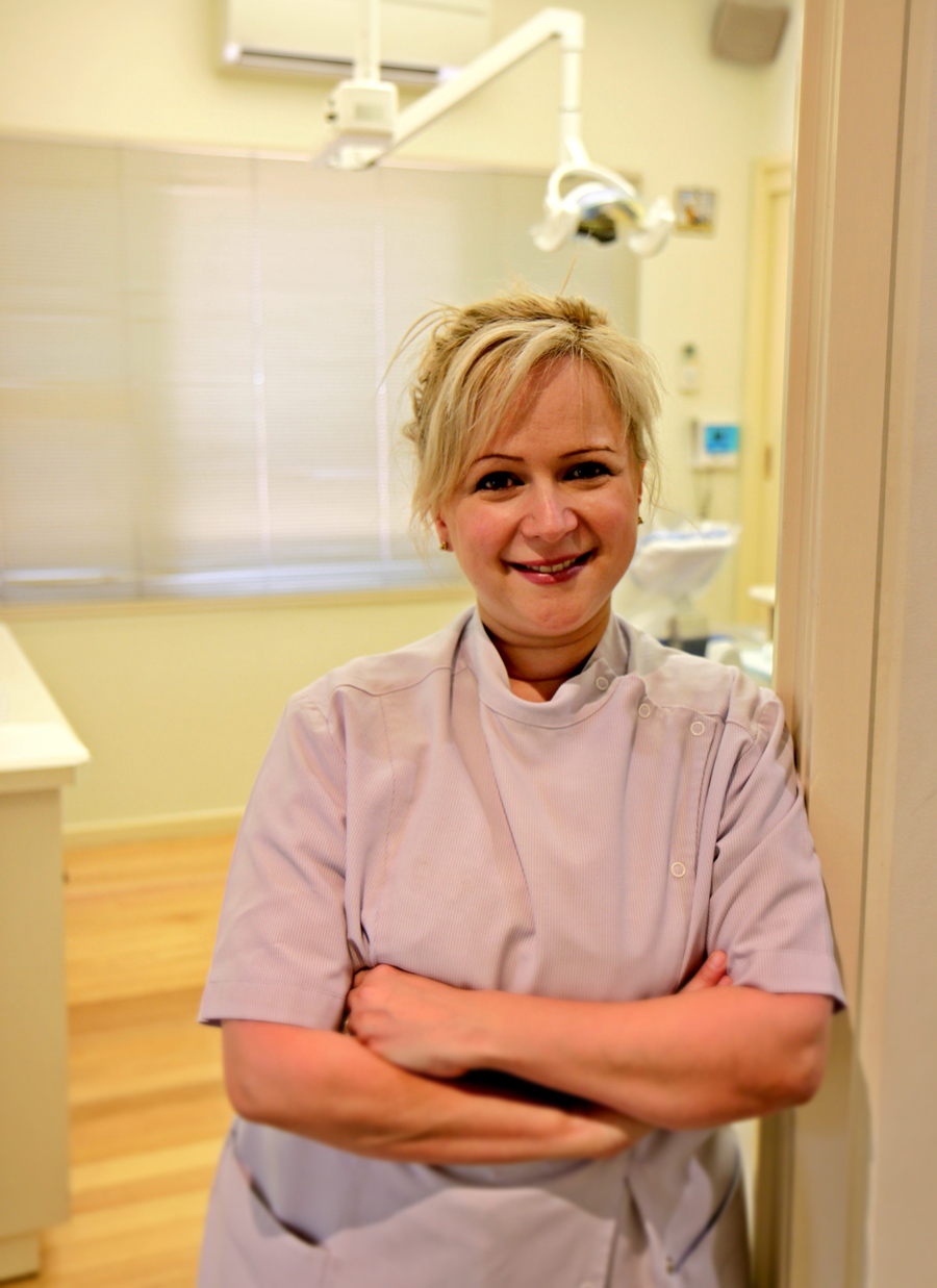 Moorabbin Dental Group Hygienist Nathalie